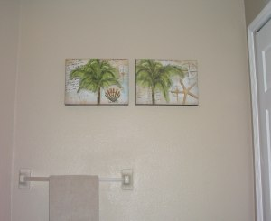 Hanging Pictures with Fewer Holes in the Wall